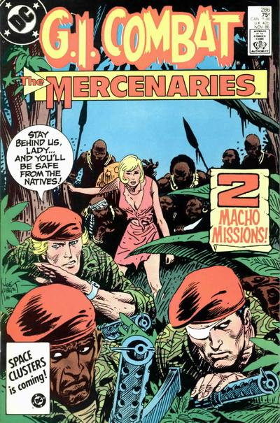 Cover for G.I. Combat (DC, 1957 series) #286 [Direct Sales]