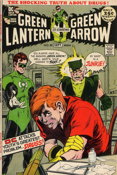 Cover for Green Lantern (DC, 1960 series) #85