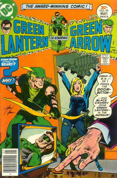 Cover for Green Lantern (DC, 1960 series) #94