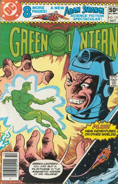 Cover for Green Lantern (DC, 1976 series) #133 [Direct Sales]
