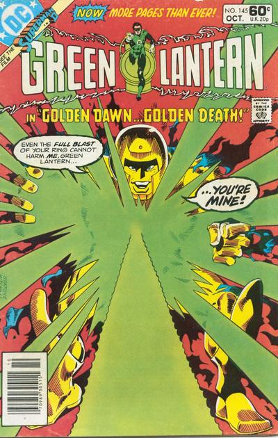 Cover for Green Lantern (DC, 1976 series) #145 [Direct Sales]