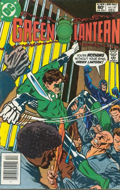 Cover for Green Lantern (DC, 1976 series) #147 [Direct Sales]