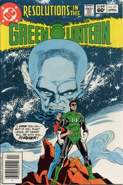 Cover for Green Lantern (DC, 1960 series) #151 [Direct Sales]
