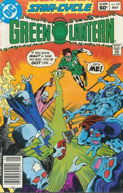 Cover for Green Lantern (DC, 1976 series) #152 [Direct Sales]