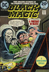 Cover for Black Magic (DC, 1973 series) #2