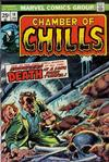 Cover for Chamber of Chills (Marvel, 1972 series) #14