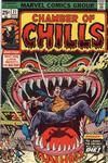 Cover for Chamber of Chills (Marvel, 1972 series) #21