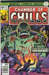 Cover for Chamber of Chills (Marvel, 1972 series) #25