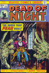 Cover for Dead of Night (Marvel, 1973 series) #2