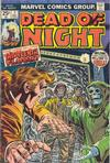 Cover for Dead of Night (Marvel, 1973 series) #7