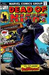 Cover for Dead of Night (Marvel, 1973 series) #9