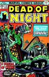 Cover for Dead of Night (Marvel, 1973 series) #10 [Regular Edition]