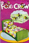 Cover for The Fox and the Crow (DC, 1951 series) #22