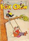 Cover for The Fox and the Crow (DC, 1951 series) #27