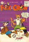 Cover for The Fox and the Crow (DC, 1951 series) #33