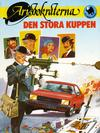 Cover for Aristokraterna (Semic, 1980 series) #2 - Den stora kuppen