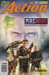 Cover for Actionserien (Atlantic Förlags AB; Pandora Press, 1991 series) #2/1991