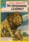 Cover for Det afrikanska lejonet (Richters Förlag AB, 1956 series) #[nn]