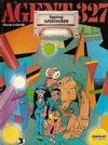 Cover for Agent 327 (Serieförlaget [1980-talet]; Hemmets Journal, 1986 series) #3