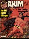 Cover for Akim (Semic, 1977 series) #2/1977