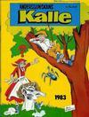 Cover for Anderssonskans Kalle [julalbum] (Semic, 1977 series) #1983