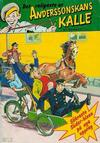 Cover for Anderssonskans Kalle (Det roligaste ur...) (Semic, 1977 series) #1/78