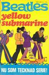 Cover for Beatles Yellow Submarine (Semic, 1968 series)