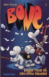 Cover for Bone (Bonnier Carlsen, 1995 series) #1