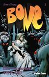 Cover for Bone (Bonnier Carlsen, 1995 series) #2