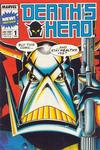 Cover for Death's Head (Marvel UK, 1988 series) #1