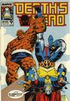Cover for Death's Head (Marvel UK, 1988 series) #9