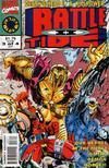 Cover for Battletide II (Marvel, 1993 series) #3