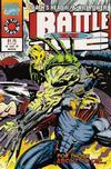 Cover for Battletide II (Marvel, 1993 series) #4