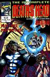 Cover for The Incomplete Death's Head (Marvel, 1993 series) #1