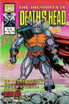 Cover for The Incomplete Death's Head (Marvel, 1993 series) #2