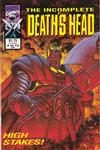Cover for The Incomplete Death's Head (Marvel, 1993 series) #4