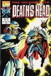 Cover for The Incomplete Death's Head (Marvel, 1993 series) #5