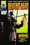 Cover for The Incomplete Death's Head (Marvel, 1993 series) #6