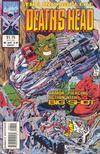 Cover for The Incomplete Death's Head (Marvel, 1993 series) #8