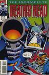 Cover for The Incomplete Death's Head (Marvel, 1993 series) #10