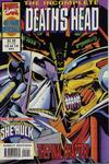 Cover for The Incomplete Death's Head (Marvel, 1993 series) #12