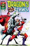 Cover for Dragon's Claws (Marvel, 1988 series) #4