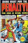 Cover for Crime Must Pay the Penalty (Ace Magazines, 1948 series) #33 [1]