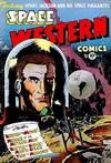 Cover for Space Western (Charlton, 1952 series) #43