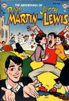 Cover for The Adventures of Dean Martin & Jerry Lewis (DC, 1952 series) #1