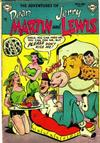 Cover for The Adventures of Dean Martin & Jerry Lewis (DC, 1952 series) #9