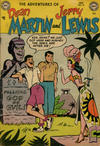 Cover for The Adventures of Dean Martin & Jerry Lewis (DC, 1952 series) #10