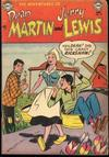 Cover for The Adventures of Dean Martin & Jerry Lewis (DC, 1952 series) #12