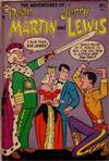 Cover for The Adventures of Dean Martin & Jerry Lewis (DC, 1952 series) #14