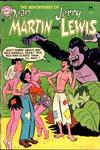 Cover for The Adventures of Dean Martin & Jerry Lewis (DC, 1952 series) #19